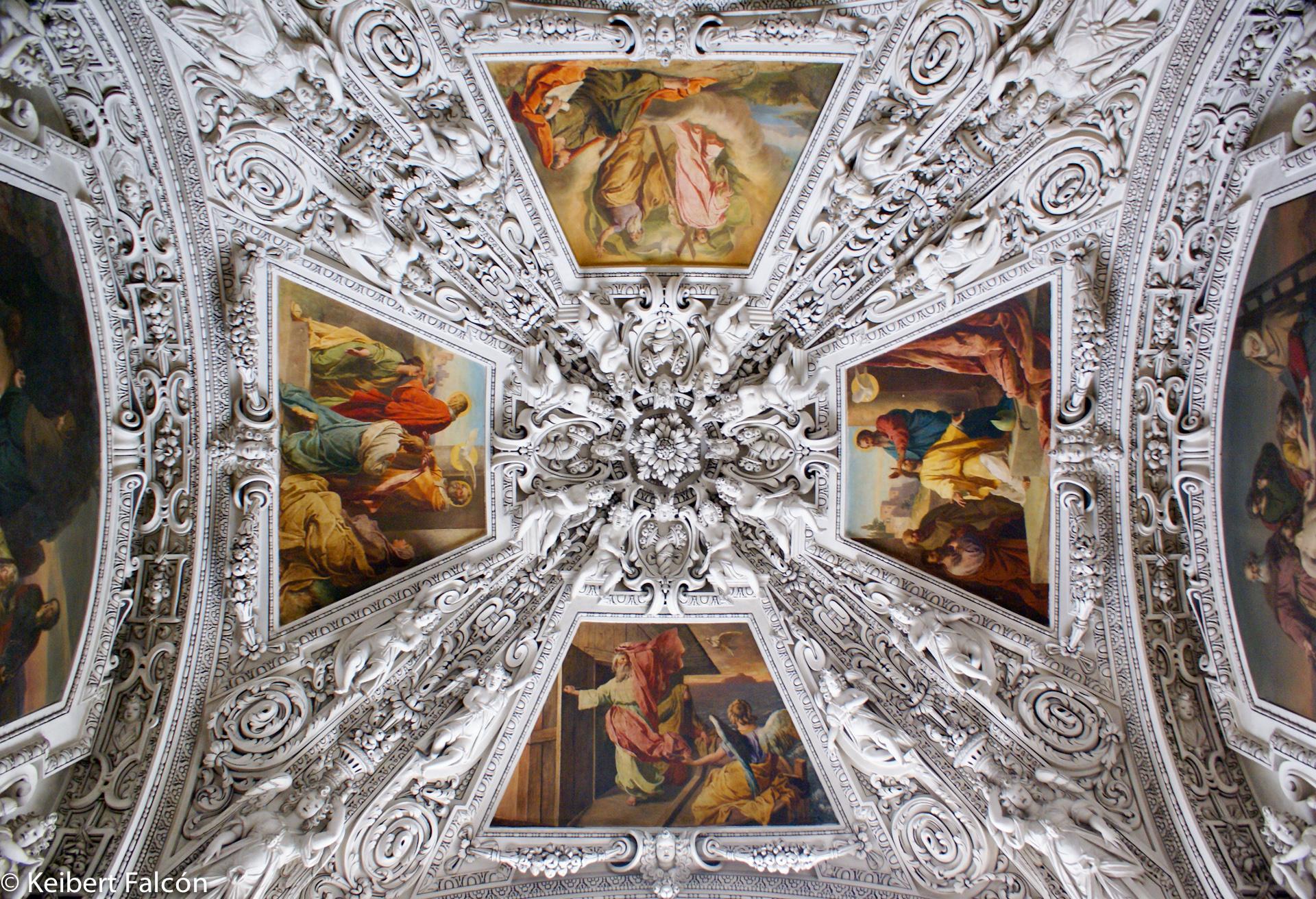 Interior de la Catedral de Salzburgo