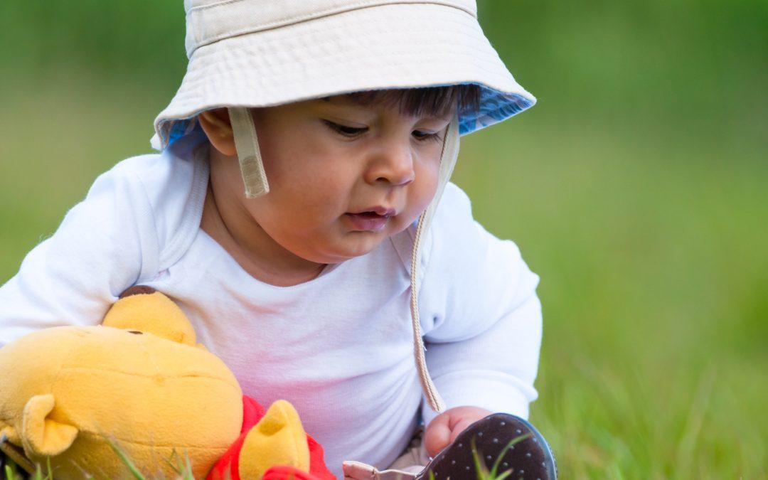 Retratos de los más pequeños de casa ¿Actividad Difícil?