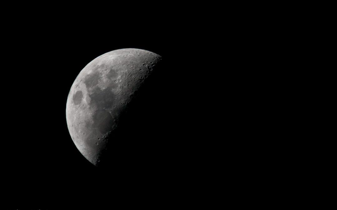 ¿Cómo Fotografiar la Luna?